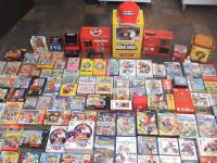 Comprehensive Mario game collection