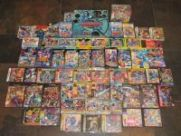 Comprehensive Mega Man game collection