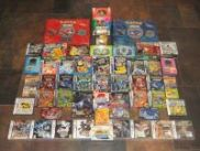 Comprehensive Pokémon game collection