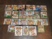 Comprehensive Harvest Moon game collection