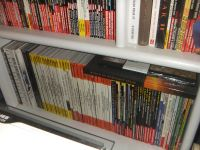 Collection of videogame strategy guides