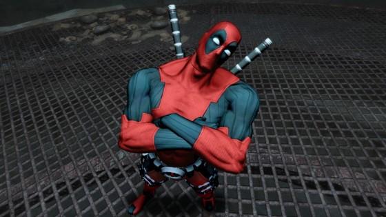 Deadpool game