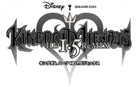 Kingdom Hearts 1.5 HD ReMIX Logo