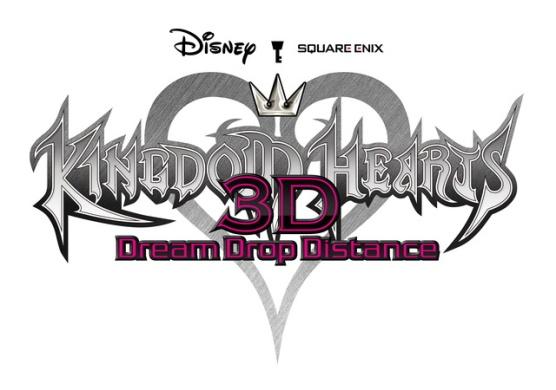 Kingdom Hearts 3D Dream Drop Distance Logo