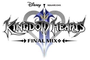 Kingdom Hearts II Final Mix + Logo