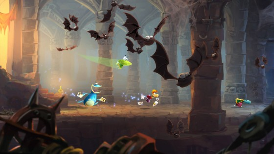 Rayman Legends delay