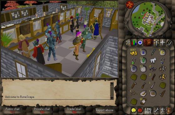 RuneScape 2007