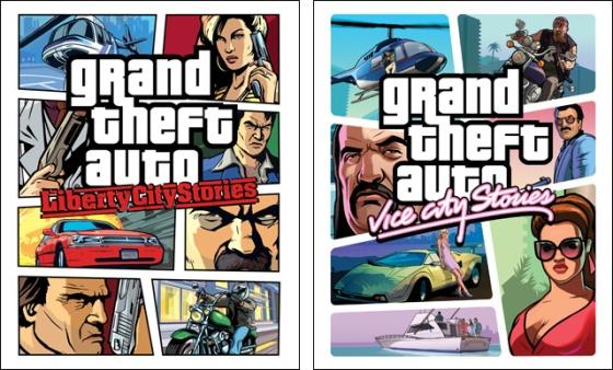 GTA PS2 Classics