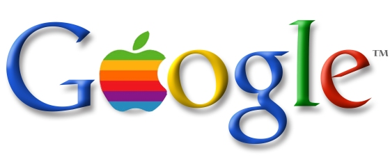 Apple and Google