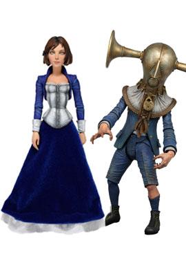 BioShock Infinite NECA figures
