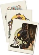 BioShock Infinite Trio Lithograph
