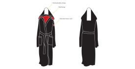 Son of Sparda Dressing Gown