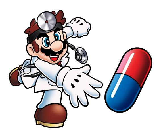 Dr. Mario Prototype