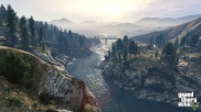 Grand Theft Auto 5 mountains