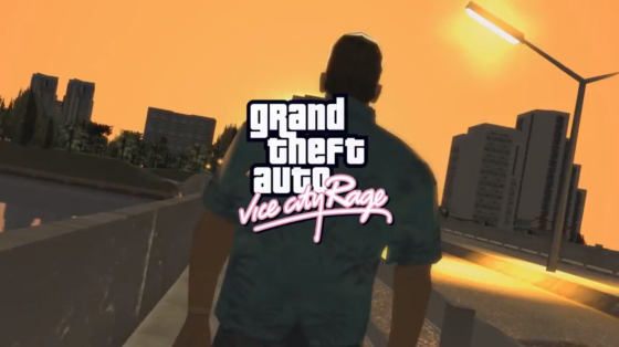 Grand Theft Auto Vice City Rage