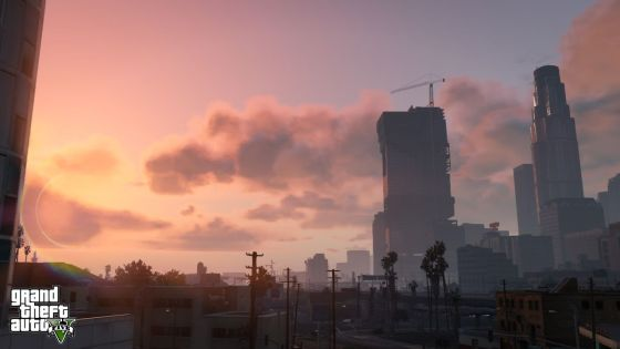 GTA 5 screens