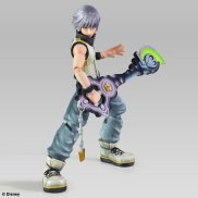 Kingdom Hearts 3D Riku Figure