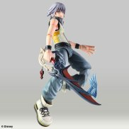 Kingdom Hearts 3D Riku Play Arts Figure