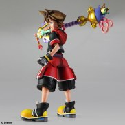 Kingdom Hearts 3D Sora Figure