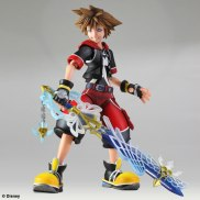 Kingdom Hearts 3D Sora Play Arts Figure