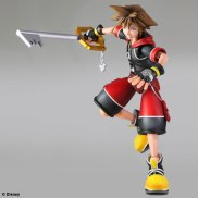 Kingdom Hearts Dream Drop Distance Sora Figure