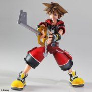 Kingdom Hearts Sora Play Arts