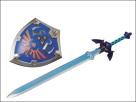 Legend of Zelda Master Sword figure