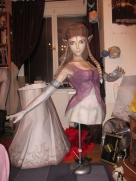 Life Sized Princess Zelda