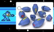 Mega Man Buster USB