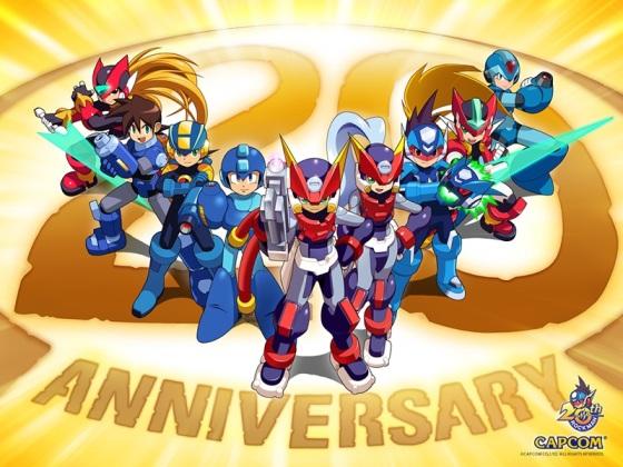 Mega Man Online Cancelled