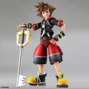 Pre-order Sora Kingdom Hearts 3D Play Arts Figure