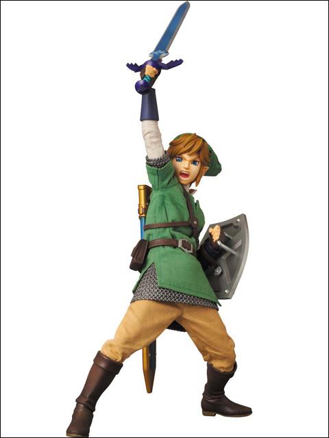Skyward Sword Real Action Heroes figure