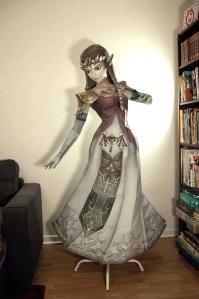 Zelda origami