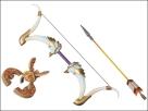 Zelda Real Action Hero accessories
