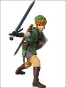 Zelda Real Action Hero figure