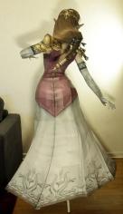 Zelda SSBB Statue