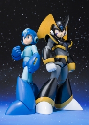Mega Man Bass Figure