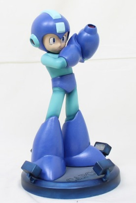 Mega Man Statue Pre-Order