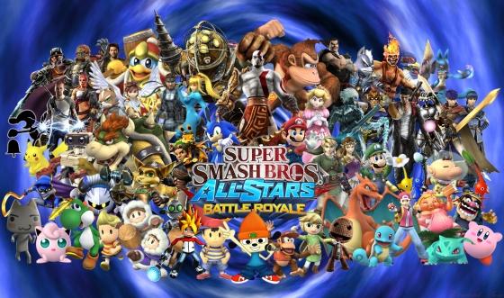 Super Smash Bros. All-Stars Battle Royale