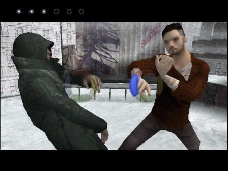 Fahrenheit gameplay