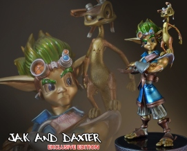 Jak and Daxter Exclusive Edition