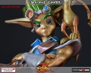 Jak and Daxter Exclusive Statue