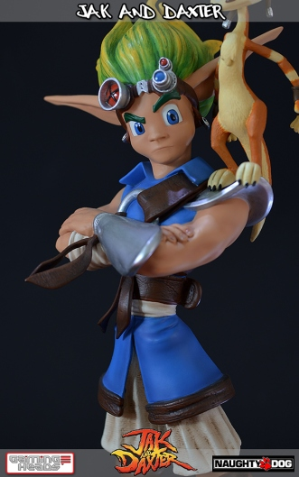 Jak and Daxter figure