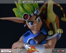 Jak and Daxter model