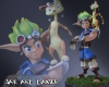 PlayStation All-Stars Statues Coming This Year – Starting With Jak and Daxter