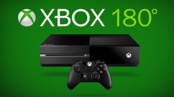 Xbox 180