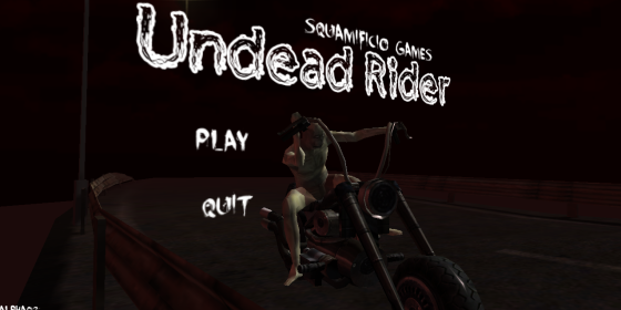 Undead Rider indie game