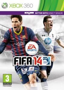 FIFA14 Cover