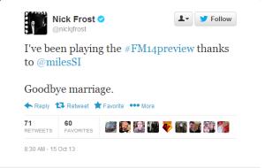 nickfrost fm