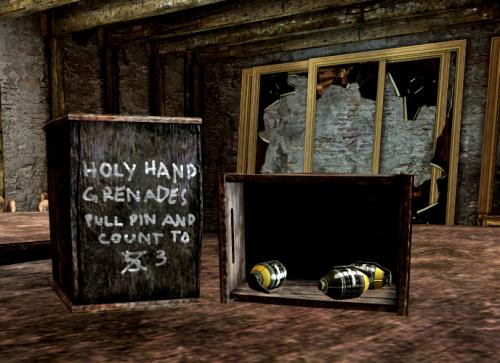 Falloutholygrenades